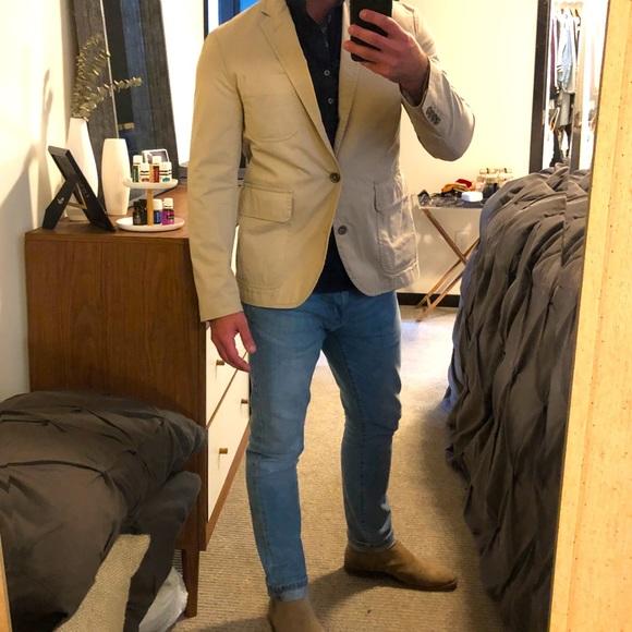 Ralph Lauren Polo safari sport coat